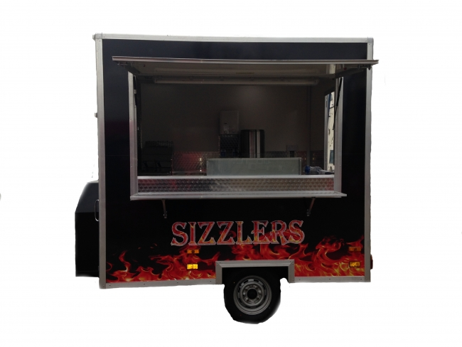 Catering Trailers and Vans For Sale – Excel Trailers UK